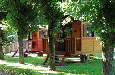 Camping<br>de la Saulaie<br>***