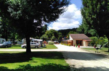 Camping<br>Les Grèves<br>**