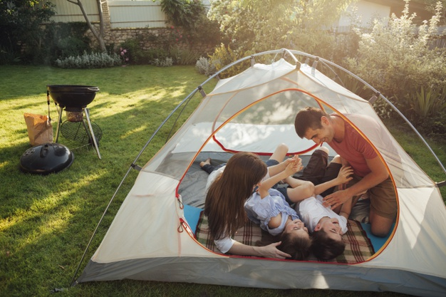 Nouveaux campings !