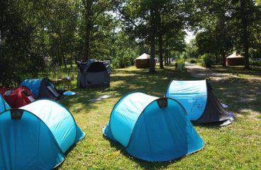 Camping<br>Le Cosson<br>**